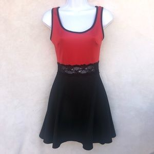 Vibe Sportswear Flirty Dress- 5